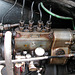 Steam Festival in Simpelveld (Limburg): Bosch diesel-injection pump