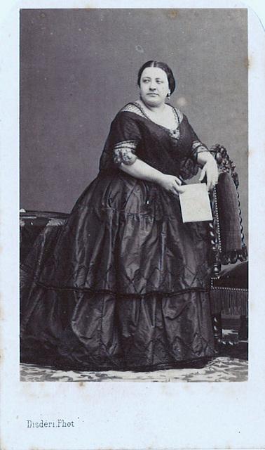 Marietta Alboni by Disdéri (3)