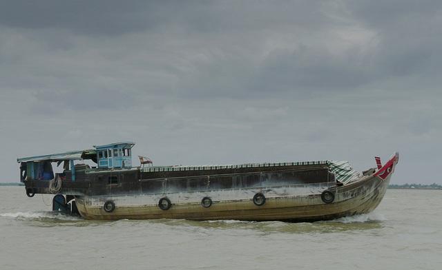 Rice Barge #1