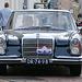 Autumn Mercedes Meeting – S-class: 1971 Mercedes-Benz 280 SE