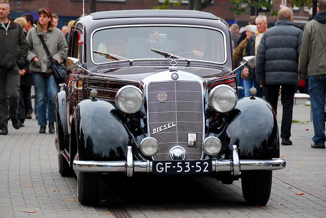 1956 Mercedes-Benz 170 D