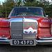 Autumn Mercedes Meeting – S-class: 1968 Mercedes-Benz 250 SE