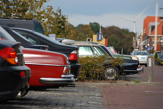 Autumn Mercedes Meeting – S-class