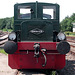 Steam Festival in Simpelveld (Limburg): diesel shunter
