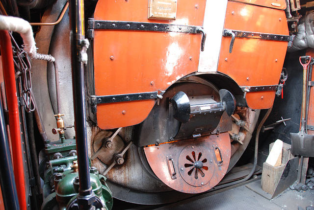 A trip with the steam tug Adelaar: Scotch kettle of the Adelaar