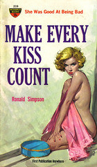 Ronald Simpson - Make Every Kiss Count