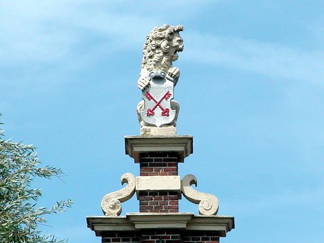 Lion of Leiden