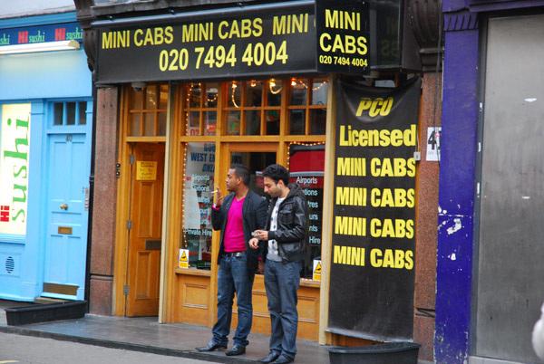 Mini cabs