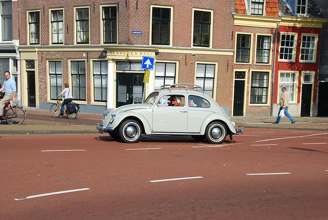 Some car spots: Old Volkswagen Beetle