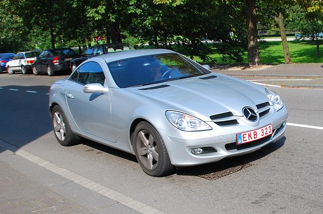 Some car spots: Mercedes-Benz