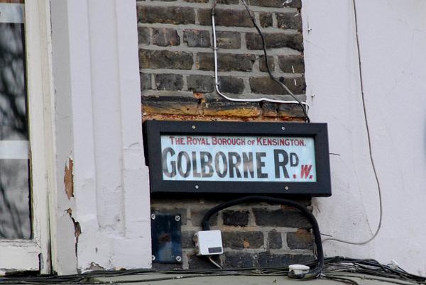 Golborne Rd W