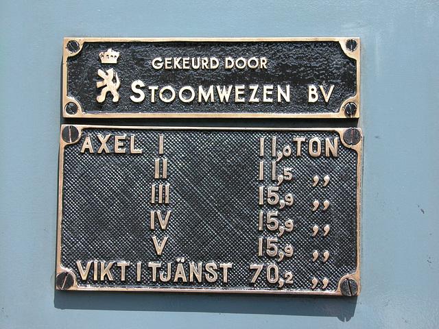 Steam Festival in Simpelveld (Limburg): Stoomwezen