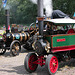 Steam festival in Simpelveld (Limburg): small steamers