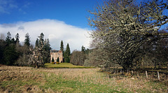 Castle Leod, Strathpeffer, Ross-shire, Scottish Highlands