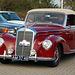 Mercedes Meeting: 1952 Mercedes-Benz 220 Cabriolet
