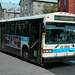 Canadian images: Montreal bus