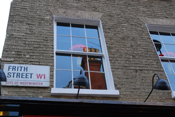 Frith Street W1