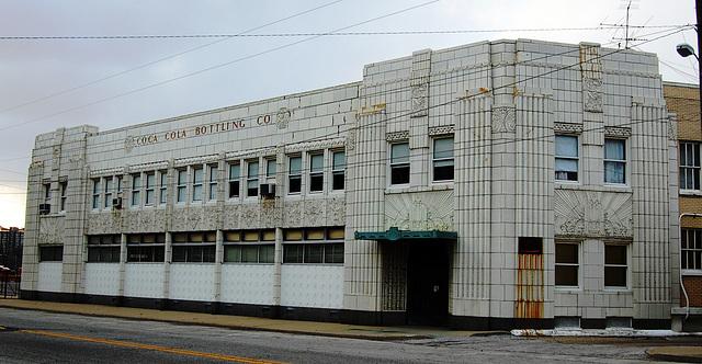 Old Coca Cola Plant