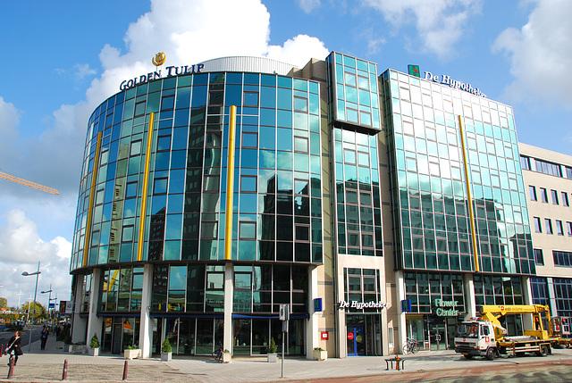 Modern architecture in Leiden
