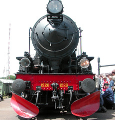 Steam festival in Simpelveld (Limburg)