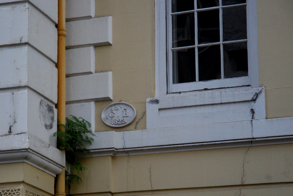 St George's Bloomsbury, Parish Boundary marker