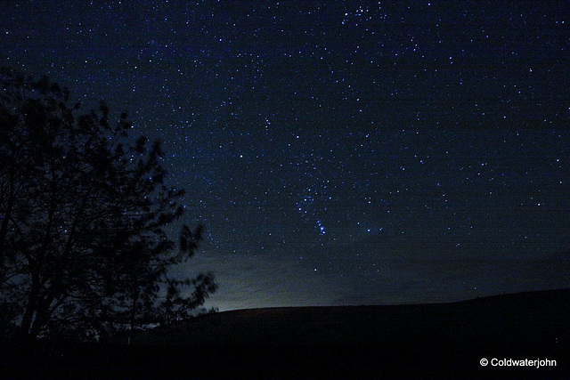 Starry, starry night,,,