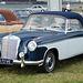 Mercedes Meeting: 1959 Mercedes-Benz 220 S