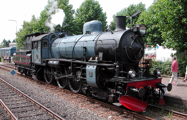 Steam festival in Simpelveld (Limburg)