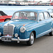 Mercedes Meeting: 1954 Mercedes-Benz 220