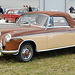 Mercedes Meeting: 1957 Mercedes-Benz 220 S cabriolet