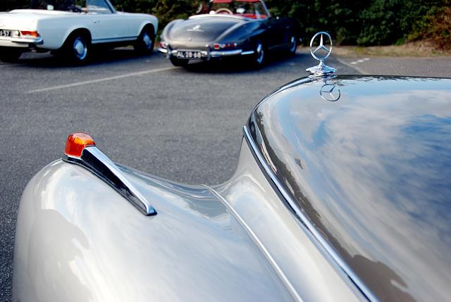 Mercedes Meeting: