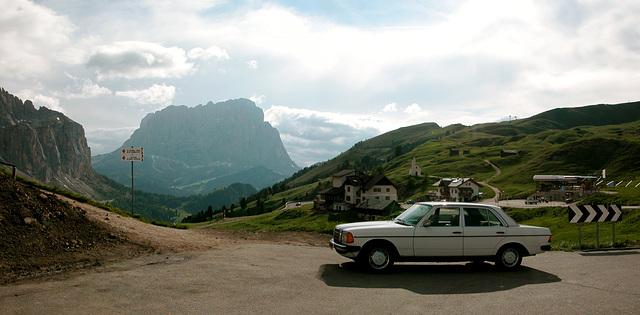 Holiday day 3: Grödner Pass