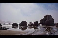 Beach Boulders at Samuel H. Boardman State Park, Oregon