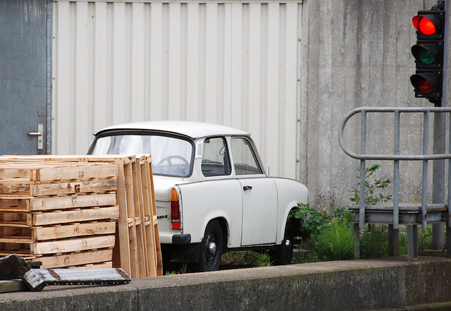 A trip with the steam tug Adelaar: Trabant