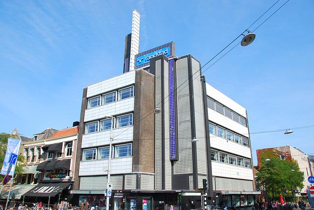 "Building ""De Volharding"" in The Hague"