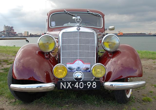 Mercedes Meeting: 1952 Mercedes-Benz 170 VA