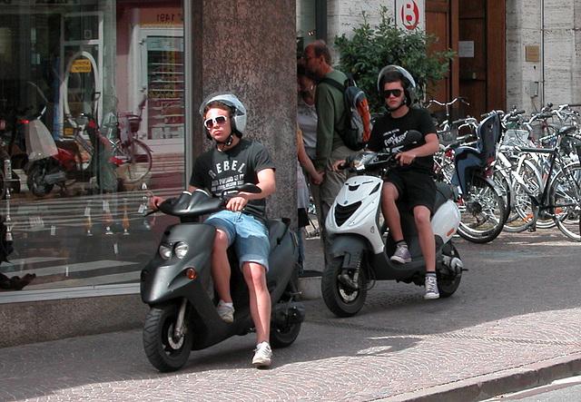 Holiday day 3: Rebel of Bozen (Bolzano)
