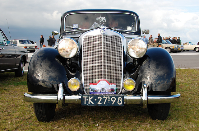 Mercedes Meeting: 1951 Mercedes-Benz 170