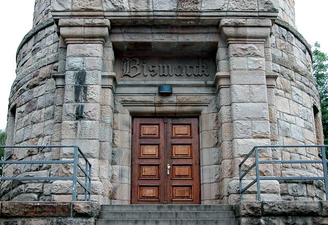 Bismarck Tower: Bochum