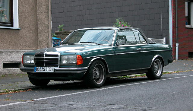 Mercedes-Benz 230C cabriolet