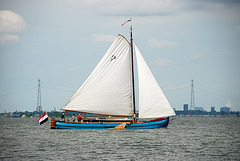 A trip with steam tug Adelaar: The good ship Dankbaarheid (Thankfulness)