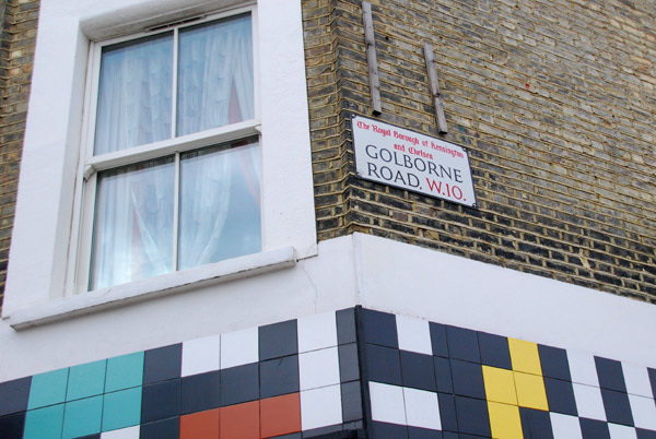 Golborne Road W10