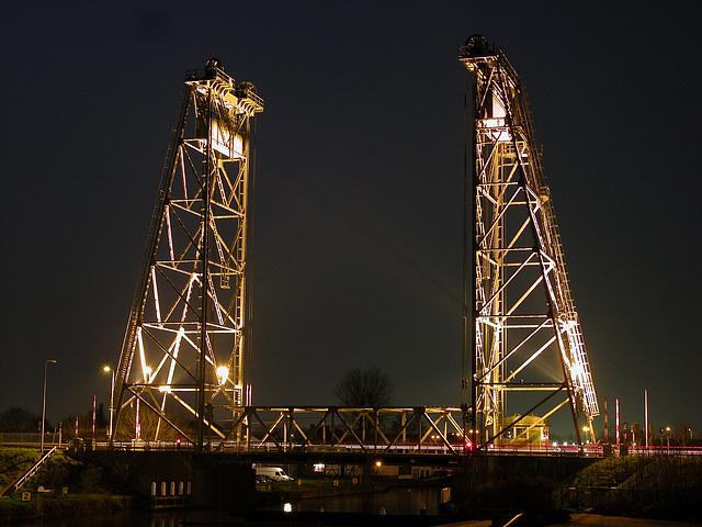 Bridge at Alphen aan den Rijn
