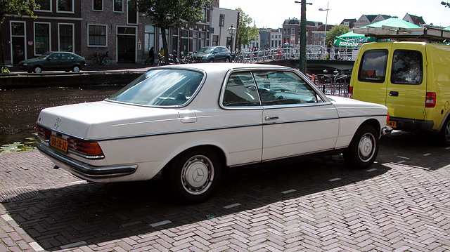 Repaired: 1979 Mercedes-Benz 230 C