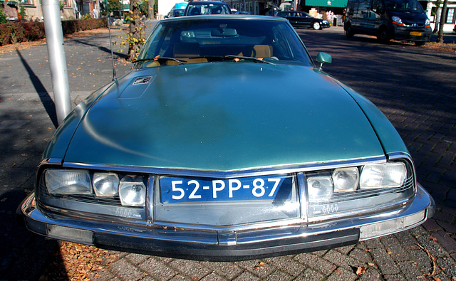 1977 Citroën SM