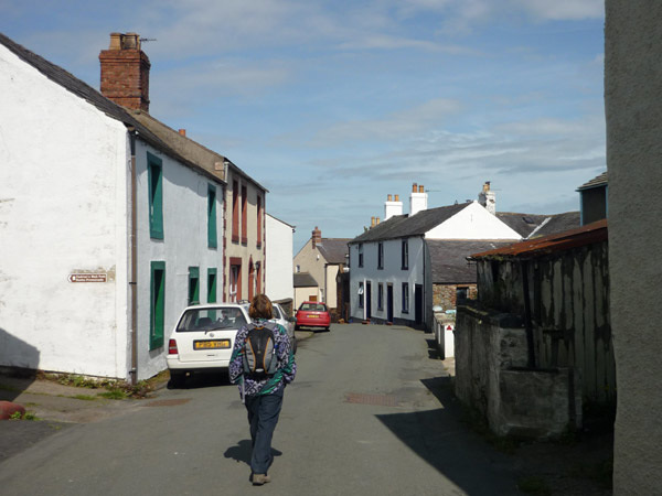 Walking into Bowness