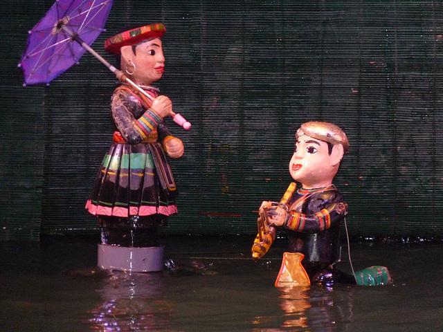Water Puppet Show #4