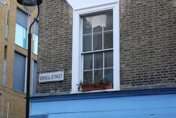 Endell Street WC1