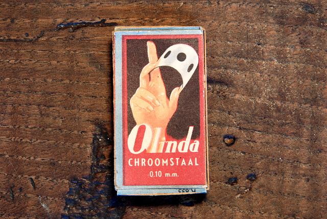 Razor blades: Olinda