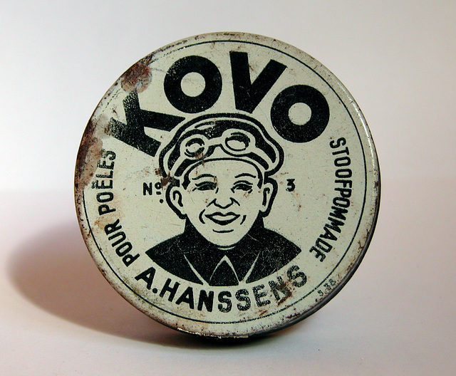 Old products: Hair Grease